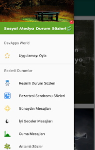 Latest Status for You - náhled