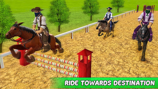 Horse Racing Jump 3D  for PC
