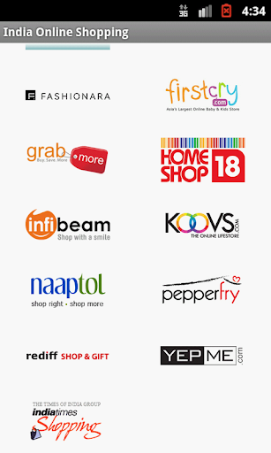 India Online Shopping
