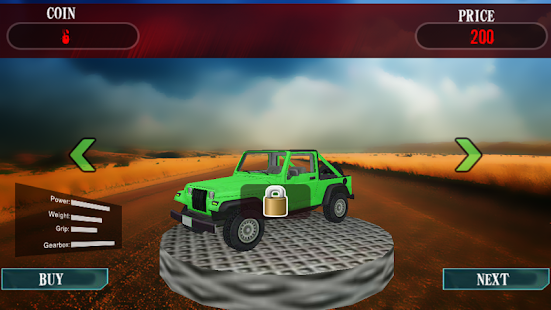 Offroad Racing Simulator 4x4 - náhled