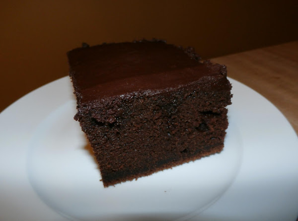 Cup A Coffee Cocoa Cake Recipe