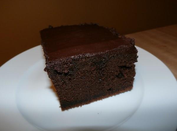 Cup A Coffee Cocoa Cake Recipe