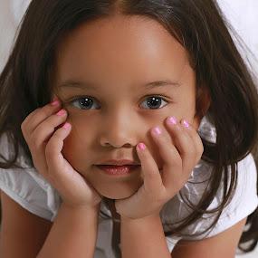 by Randall Langenhoven - Babies & Children Child Portraits