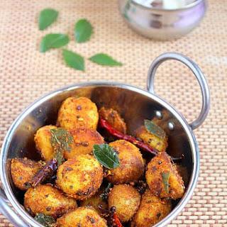 Spicy Potato Roast | Crispy Aloo(Alu) Fry