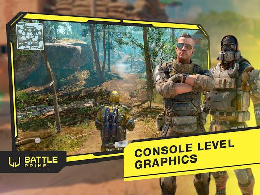 Battle Prime: Online Multiplayer Combat CS Shooter 5.0 Screenshots 7