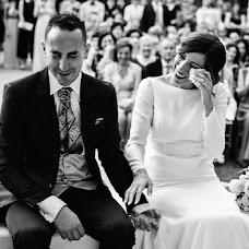 Wedding photographer Oroitz Garate (garate). Photo of 29.08.2016