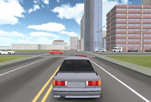 E30交通シミュレーション