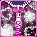 Diamond lock screen. icon