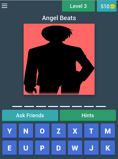 玩免費拼字APP|下載Guess the Anime Character! app不用錢|硬是要APP