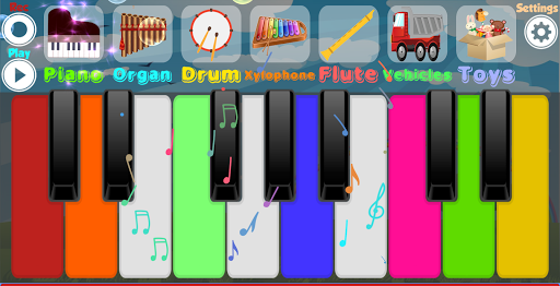 Kids Piano 1.10 screenshots 3