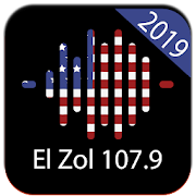 El Zol 107.9 FM Radio Washington. Latin Music