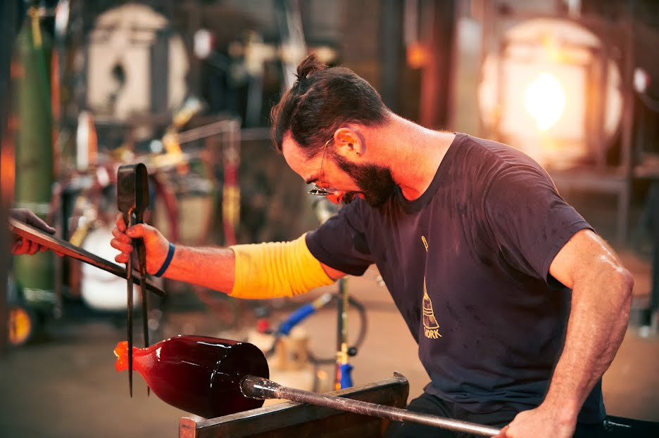 Glassblowing Meets Reality TV