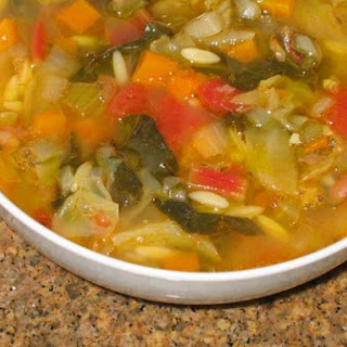 My Favorite Minestrone