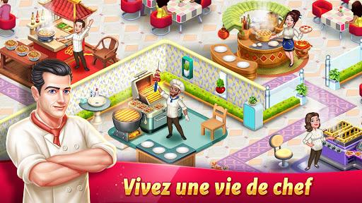Code Triche Star Chef™ 2 : jeu de cuisine apk mod screenshots 1
