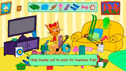 Kid-E-Cats: Adventures. A baby game apktram screenshots 8