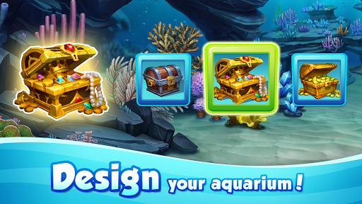 Aqua Blast: Fish Matching 3 Puzzle & Ball Blast 1.3.4 screenshots 2