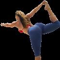 Полный тела Йога Тренировка icon
