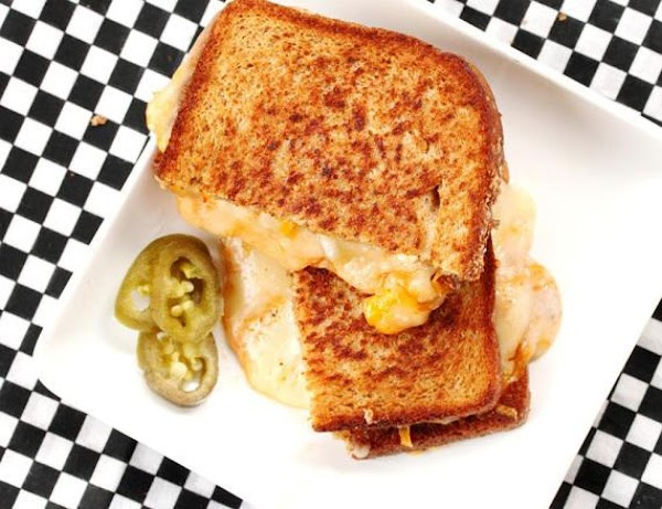 Grilled Cheese San Antonio Style Recipe