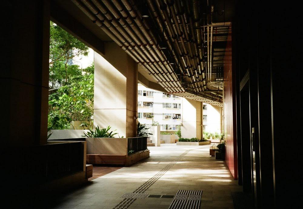 HKU University Hall.