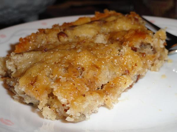 Lightly Sweetened Pecan Pie Recipe