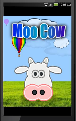 Moo Cow - Fun Talking Animal