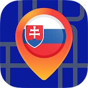 ?Maps of Slovakia: Offline Maps Without Internet