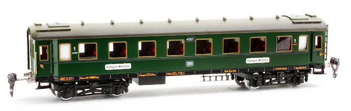 Photo: DB Passenger Coach no. 4961