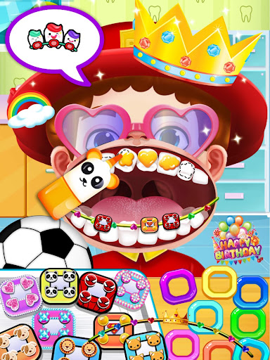 Dentista loco  - doctor kids  trampa 9