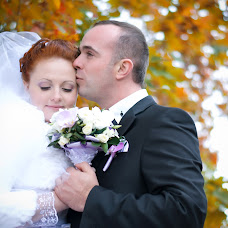 Wedding photographer Irina Vaschenko (Vivas). Photo of 16.12.2013