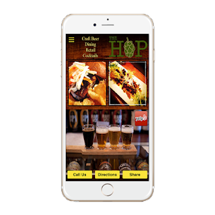 The Hop Beacon- screenshot thumbnail