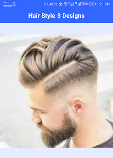 Men Hairstyle Collection - Stylish Haircuts 2017 - náhled