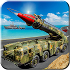 Missile Attack Army Truck 2017: Army Truck Games icon