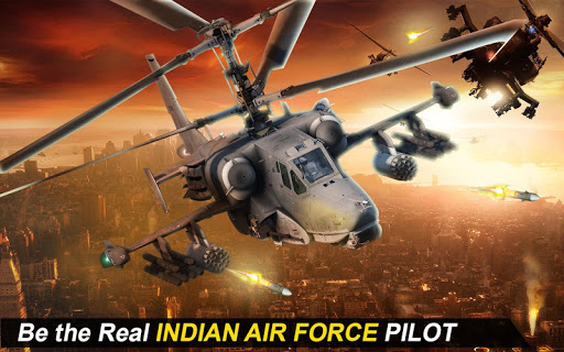Indian Air Force Helicopter Simulator 2019 2.0 screenshots 14