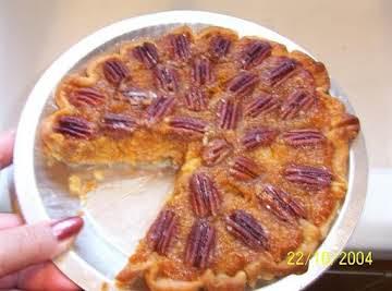 Cin's Sweet Potato Pie