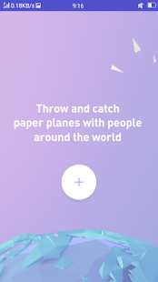 Paper Plane World - Catch and throw - náhled