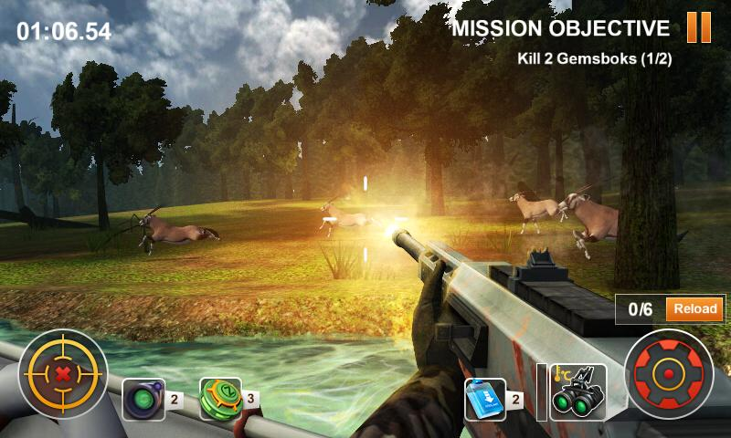 Hunting Safari 3D- screenshot