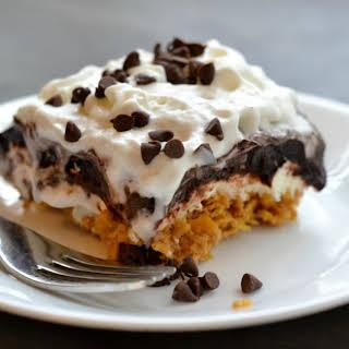 Chocolate Peanut Butter Heaven (Easy No Bake Dessert).