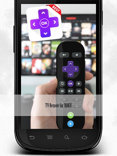Roku Remote Control TV App screenshot 2