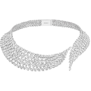 diamond necklace - náhled