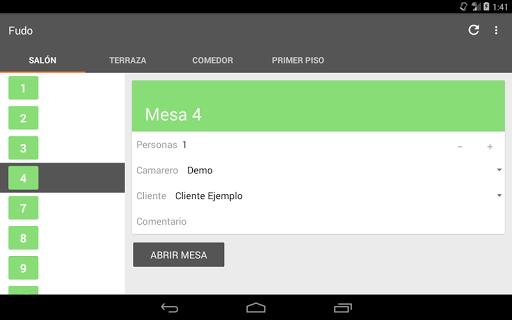 Fudo 2.6.6 screenshots 8