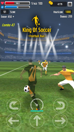 King Of Soccer : Football run 1.0.8.2 screenshots 7