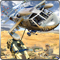 Cargo Aeropuerto helicóptero icon