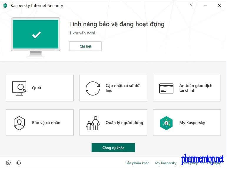 Kaspersky Internet Security Free Download