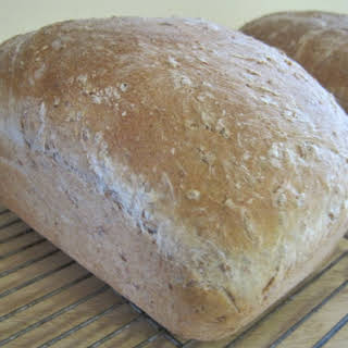 Cracked Wheat Yeast Bread.