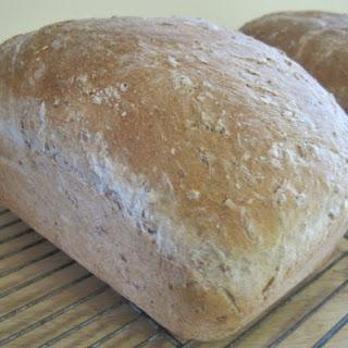 Cracked Wheat Yeast Bread.