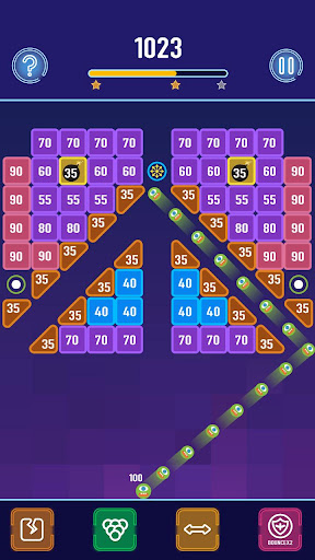 Bricks Breaker - Balls Crush apkmr screenshots 15
