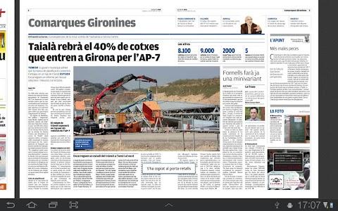 El Punt Avui - Com. Gironines screenshot 12