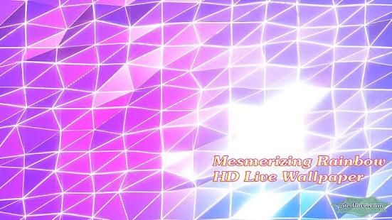 Mesmerizing Pink Rainbow 3D - náhled