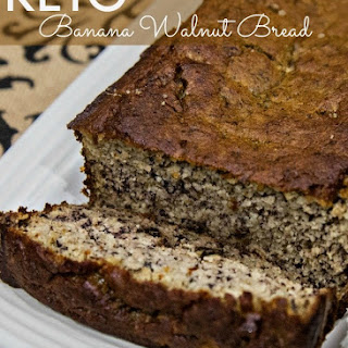 Sugar Free Banana Walnut Bread Recipes