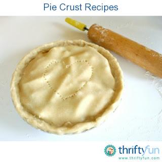 Heart Healthy Pie Crust